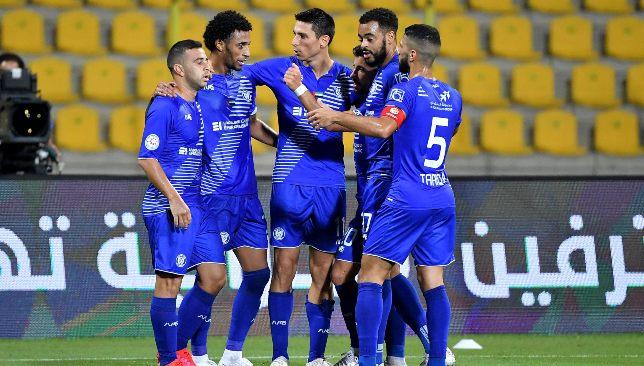 (UAE Pro League).