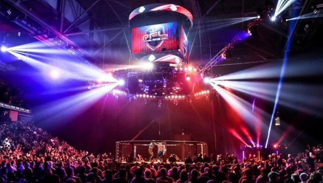 Professional Fighters League target marquee event in Saudi Arabia
