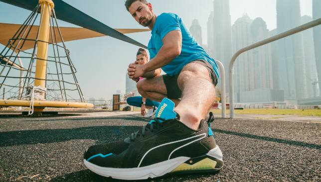 Puma takes on the Dubai Fitness Challenge