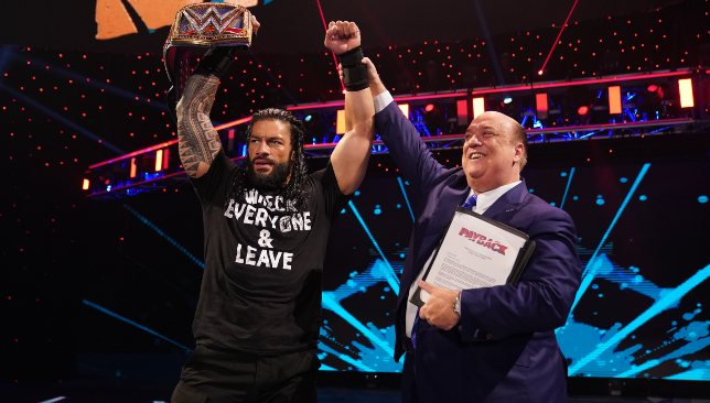 Survivor Series 2020: Paul Heyman on Roman Reigns and The Undertaker's career