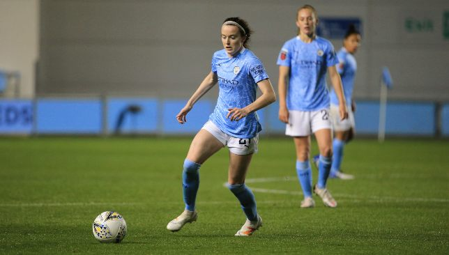 Manchester City star Rose Lavelle thanks Middle East fans ahead of FA Cup final