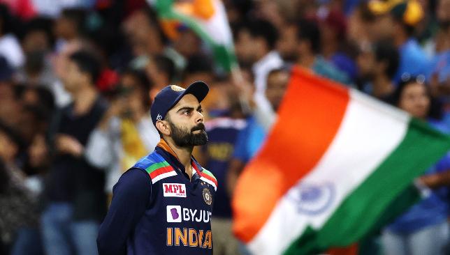 Kohli has played white ball cricket non-stop.