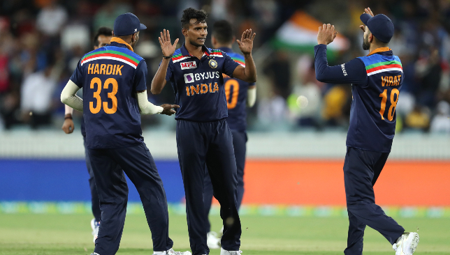 T Natarajan's excellent introduction could finally end India's long search for a left-arm pacer