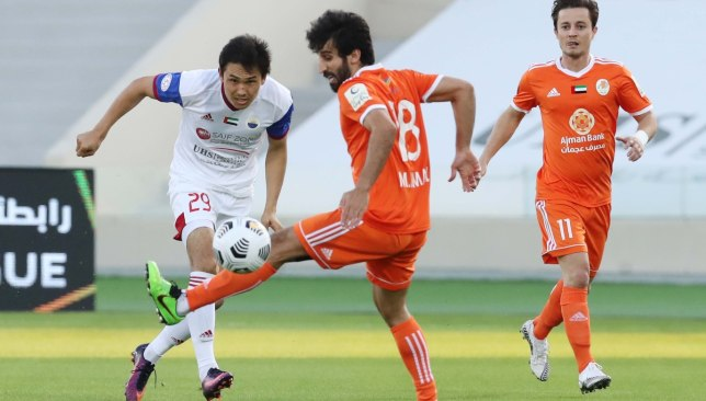 Sport News Today - Sharjah continue treble pursuit in Arabian Gulf Cup quarter-finals | NewsBurrow thumbnail