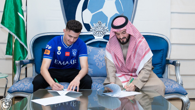 Abdullah Al Hamdan progress, or lack thereof, at Al Hilal may define Saudi and Asian football for 2020s