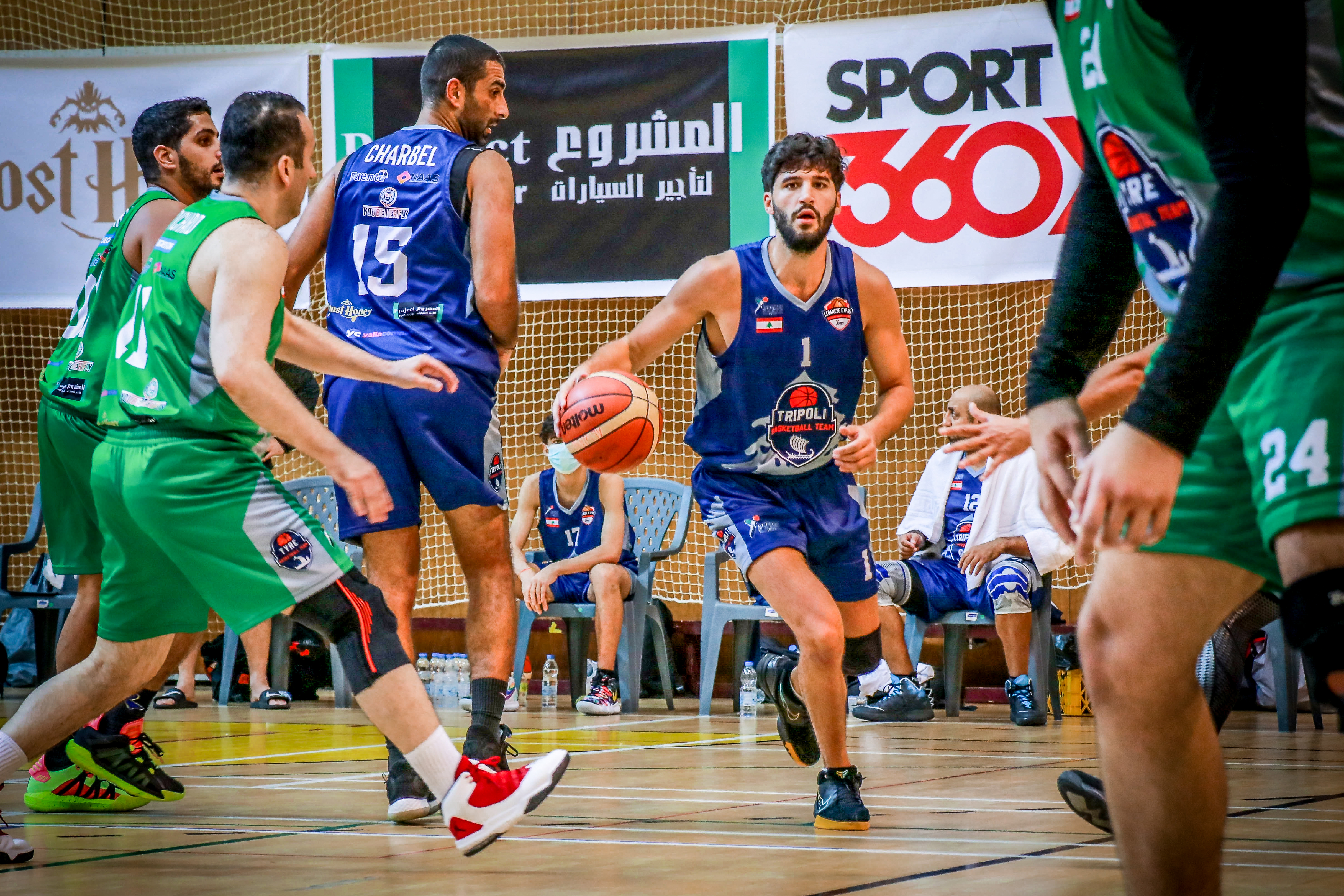 Results from opening week of Lebanese Expats Basketball Championship fixtures