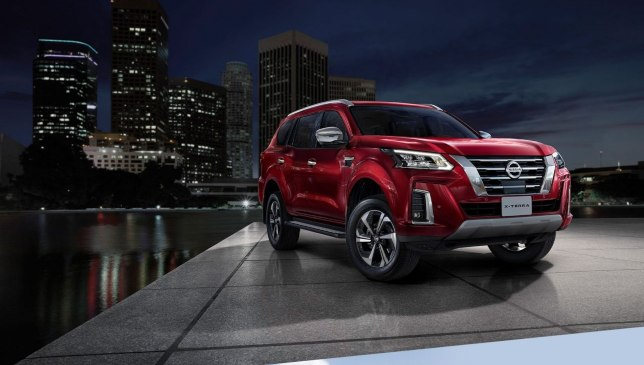 10 things you need to know about the new Nissan X-Terra