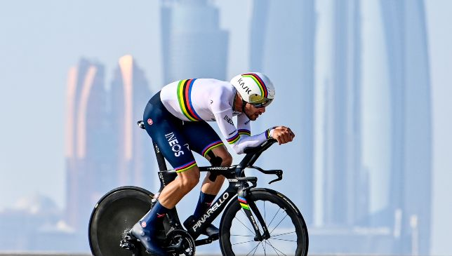 UAE Tour 2021 – Filippo Ganna maintains his dominance in the time trials