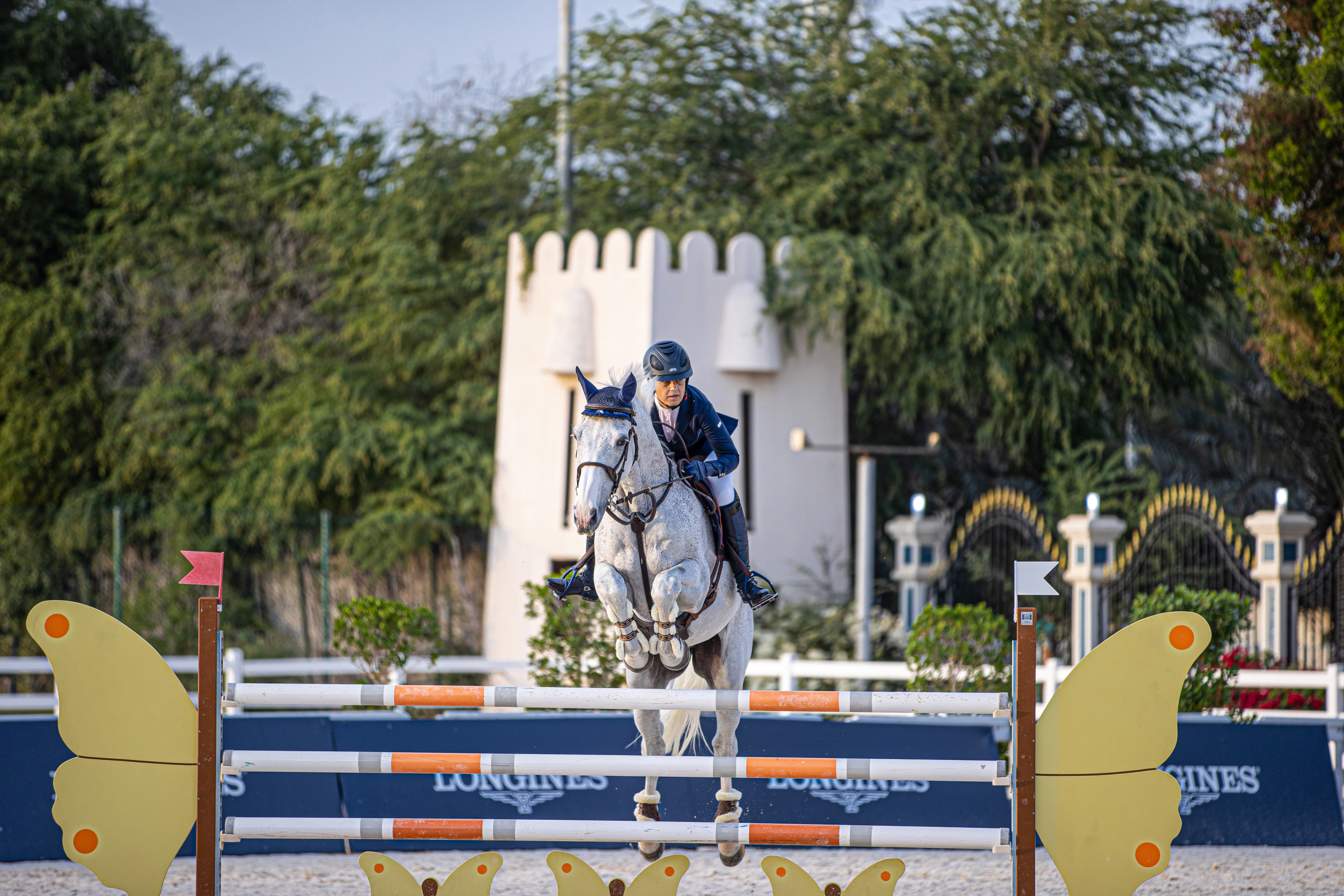 Eighth edition of FBMA International Show Jumping Cup wraps up