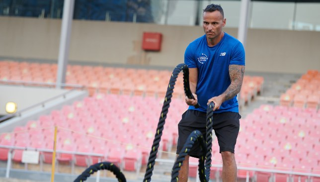 Get fit with Olympian Andy Turner at Dubai's newest boot camp – Sport360 News