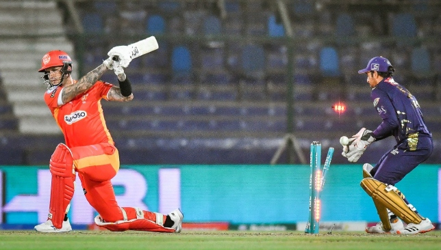 Who shot the Pakistan Super League?