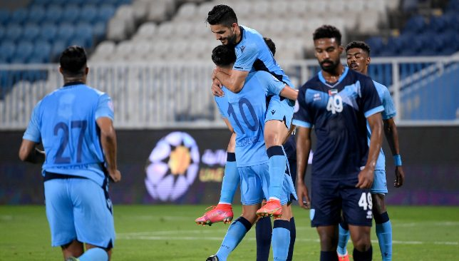 Brilliant Bani Yas face acid test of Arabian Gulf League title aspirations at ailing Sharjah