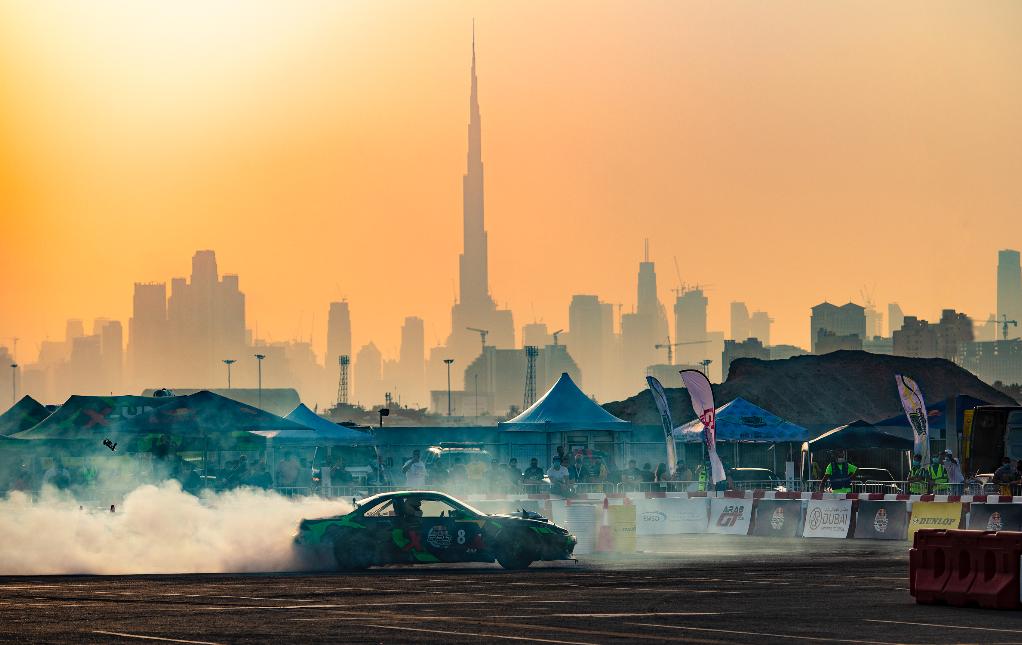 New venue announced as Red Bull Car Park Drift returns to Dubai for 2021 edition