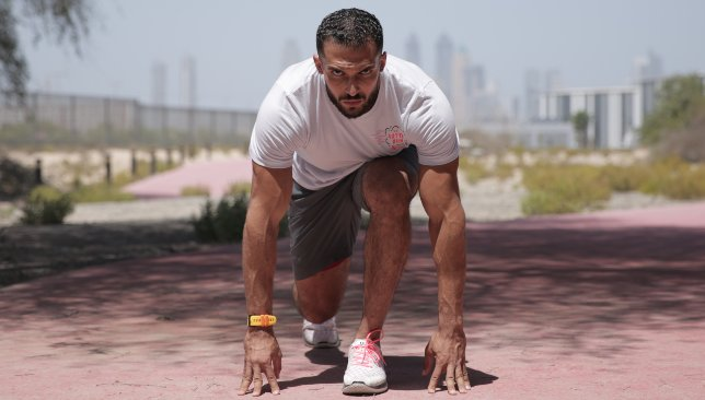 Abdulrahman Sulayman gives his top tips for running during Ramadan