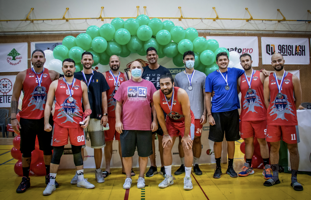 Second Place: Byblos were the runners up