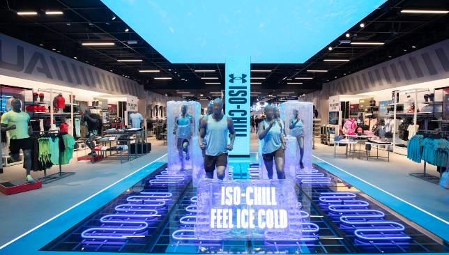 Under Armour store The Dubai Mall (10)