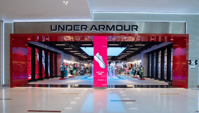 Under Armour unveils tech-filled and performance-led flagship store in Dubai Mall
