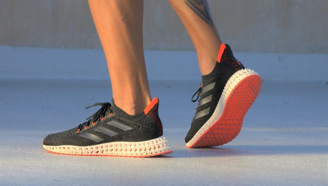 Adidas 4DFWD: Data, innovation, and 3D printing at the heart of new running experience