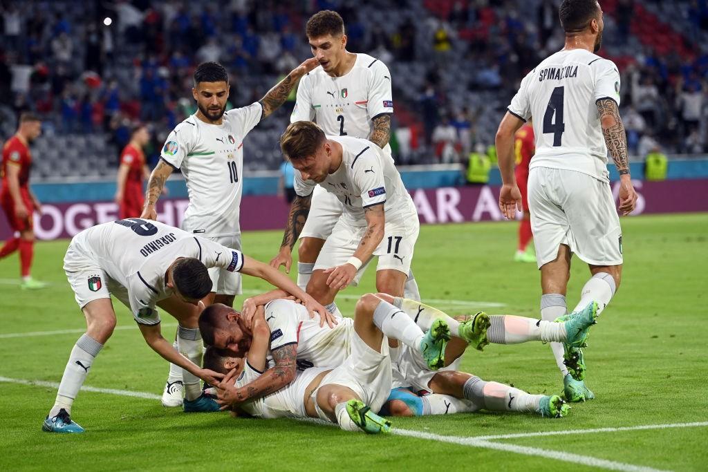 Euro 2020 quarter-final analysis