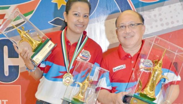 Filipino Bowling Tournament Veterans Show How It S Done