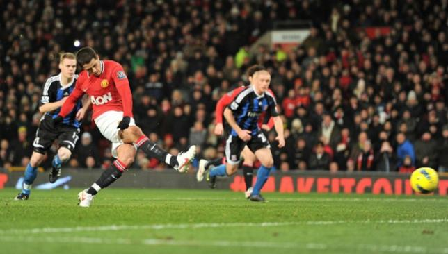 Manchester United 2-0 Stoke: Injuries can't slow down