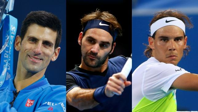 360stats Milestones In Sight For Novak Djokovic Roger Federer And Rafael Nadal In 2016 Sport360 News