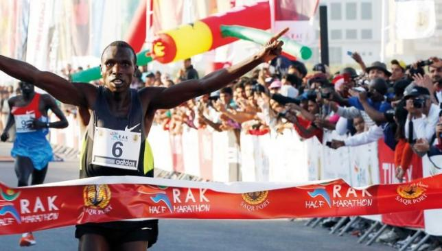 A Kenyan affair as Kipsang & Kabuu claim RAK victories ...