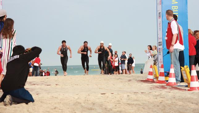 Register Now For The Zoggs Mina Mile Open Water Swim Article Sport360