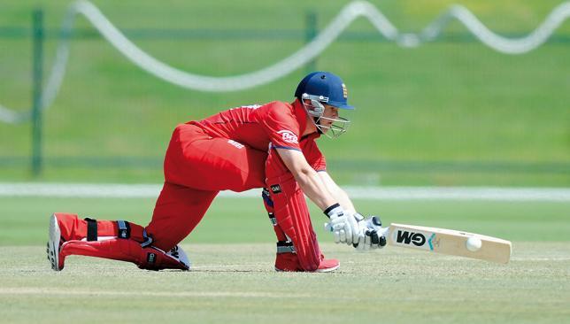 Turning it around: Ben Duckett has scored 144 runs in two matches.