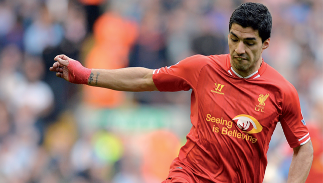 Transfer saga: The Suarez to Barcelona narrative is set to run for some time yet.