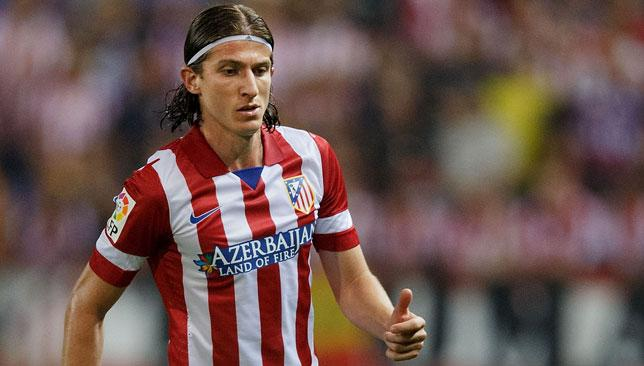 Stamford Bridge's latest Brazilian: Filipe Luis just has to agree personal terms then he will become Chelsea's new left-back.