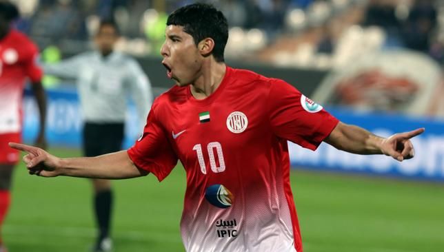 In demand: Abdelaziz Barrada is attracting interest from Marseille and Porto.