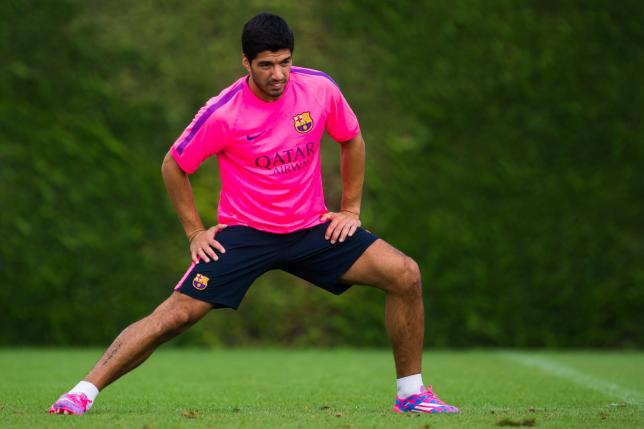 Barcelona bad boy: Luis Suarez is unfortunately renowned for the wrong reasons as a footballer.