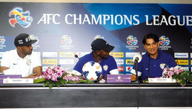 UAE is behind Al Ain as they hunt for AFC Champions League semi-final spot - Article - Sport360
