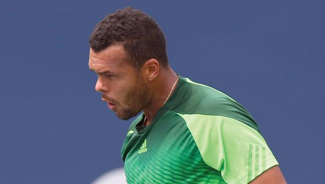 Fancied Frenchman: Jo-Wilfried Tsonga is back in the top 10 and is in top form.
