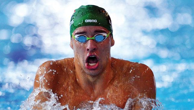 World S Best Swimmers Are In Dubai For Fina Mastbank World