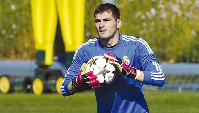Club legend: Iker Casillas' recent performances have made many fans forget about his more memorable ones over the years.