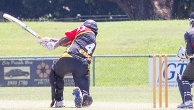 Convincing display: UAE beat Papua New Guinea by seven wickets on Thursday.