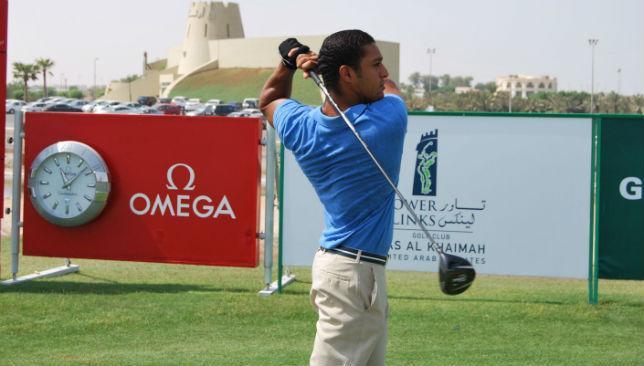 Ahmed Al Musharrekh.
