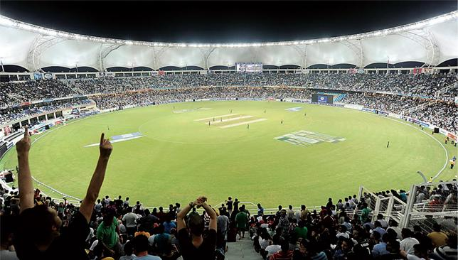 Hurry up: Some tickets are still available for the Pakistan-New Zealand T20s and ODI in Dubai.