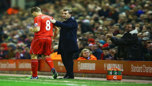 Still 'world class': Steven Gerrard