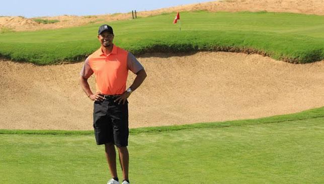 Tiger Woods To Design New Course For Trump World Golf Club