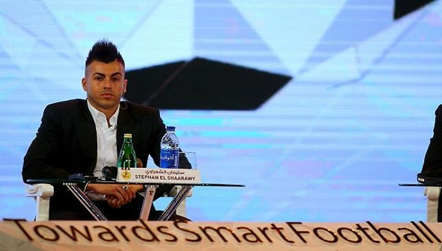 Star man: Stephan El Shaarawy has emerged as one of Italy's brightest talents.