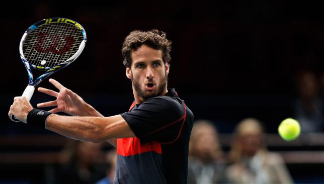 Getting better all the time: An excellent 2014 has Feliciano Lopez on the cusp of top-10.
