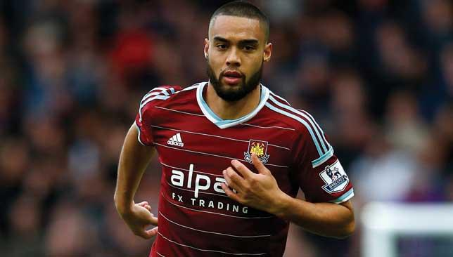 In-demand: Winston Reid is set to leave West Ham at the end of the season.