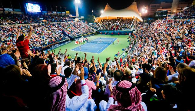 Tickets For Dubai Duty Free Tennis Championships To Go On Sale This