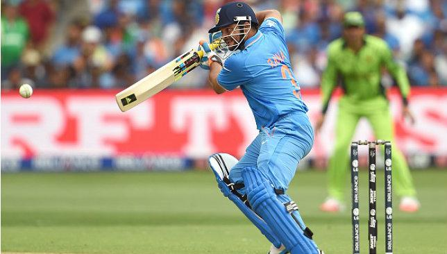 cwc15 ms dhoni full of praise for flexible floater suresh raina