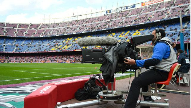 360view: empty seats have become the norm at barcelona's camp nou