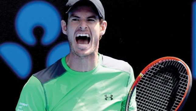 Murray is playing in the Dubai quarter-finals on Thursday.