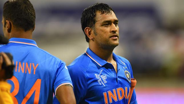 India captain MS Dhoni saluted Shikhar Dhawan's return to form after the opener smashed his second World Cup hundred in the win over Ireland.